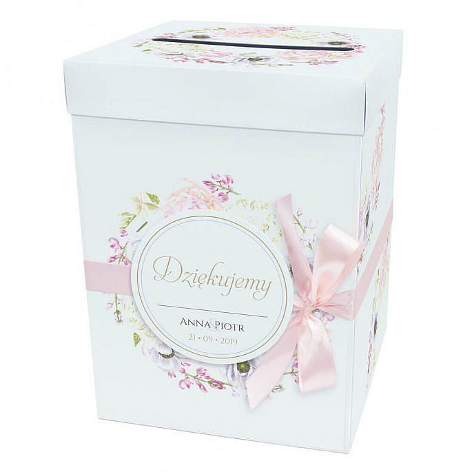 Pudełko na koperty Florals w10