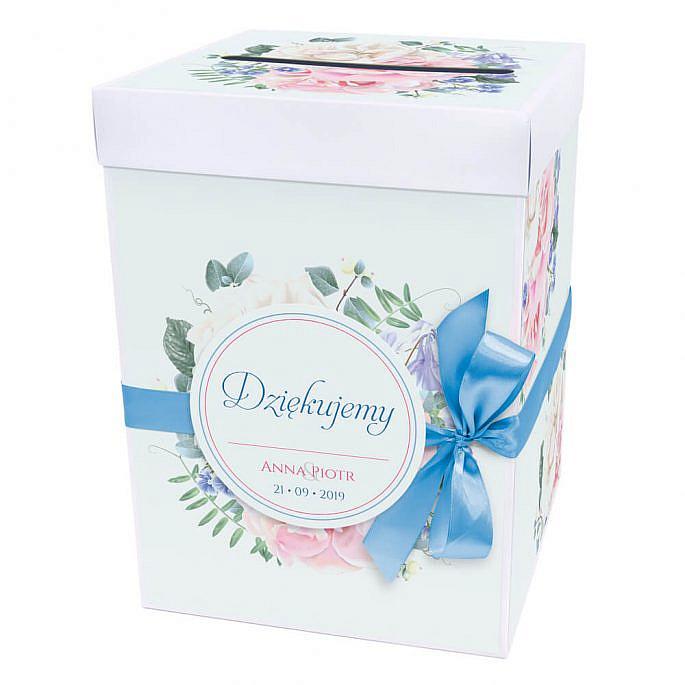 Pudełko na koperty Florals w11