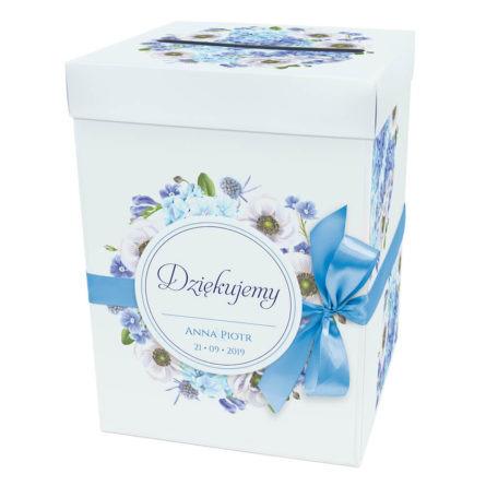 Pudełko na koperty Florals w12