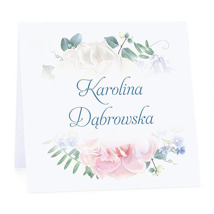 Winietka weselna Florals w11