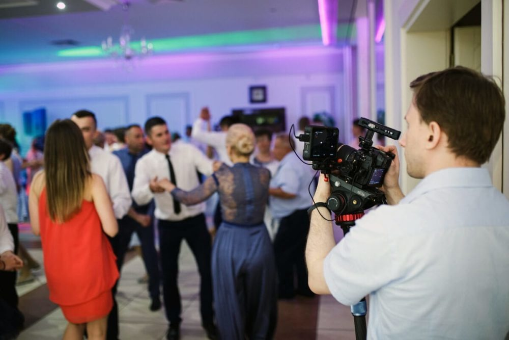 operator film ślubny wesele