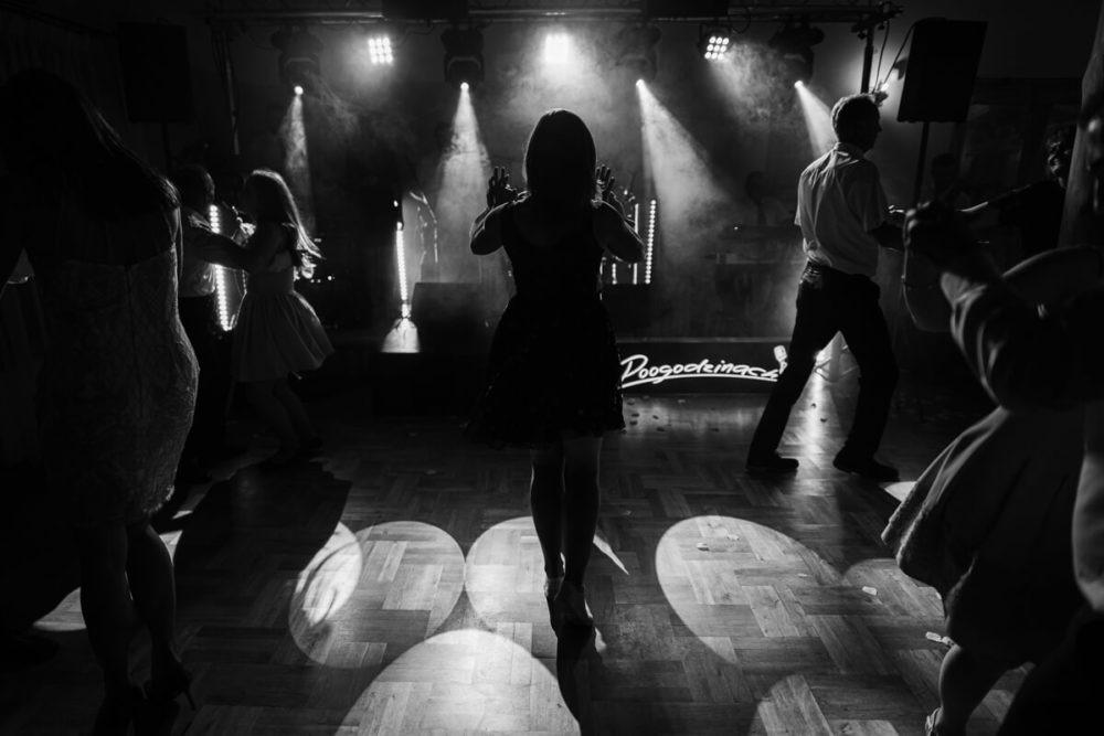 zespół wesele tańce parkiet