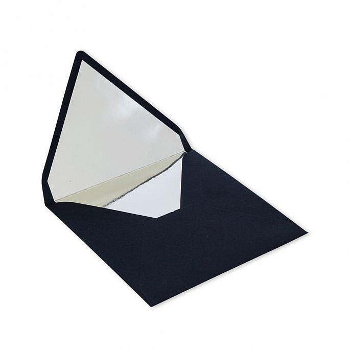 kwadratowa koperta na zaproszenie ślubne