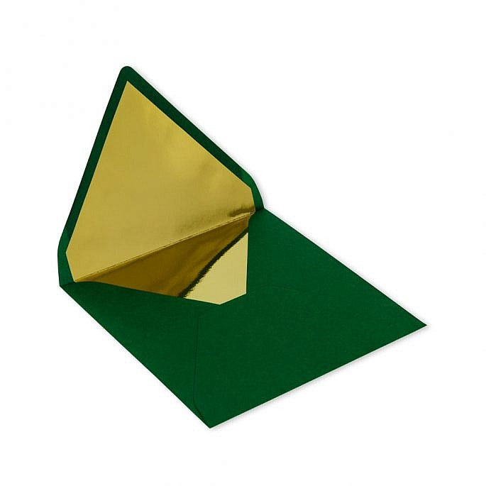 koperta złocenie wewnątrz